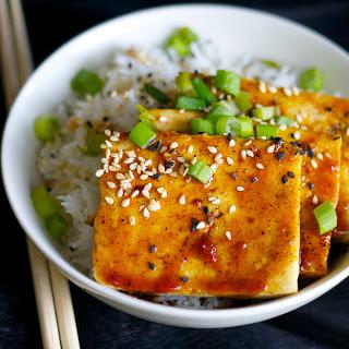 Korean BBQ Tofu [Vegan]