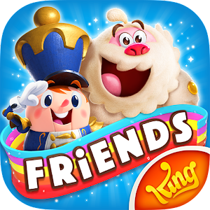 Candy Crush Friends Saga v1.27.6 MOD APK Lives/Moves