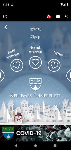 CityApp Sülysáp screenshot 3
