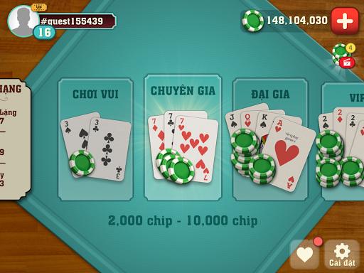 Thirteen Cards (Tien Len) screenshots 6