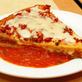 Priazzo (Stuffed Pizza)