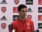 Mikel Arteta, heureux de revenir à Arsenal, livre un message à ses troupes