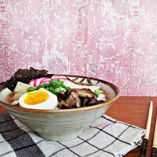 Udon Noodle Soup Seafood Recipes
