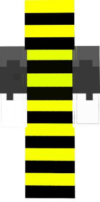 It is a BEE with MUSCLE