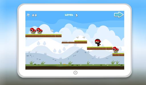 Ninja Go Kid Dash screenshot 1