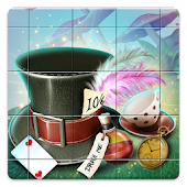 Hidden Scenes Wonderland - Sliding Tile Puzzle Android APK Download Free By Hidden Scenes Games By Difference Games LLC