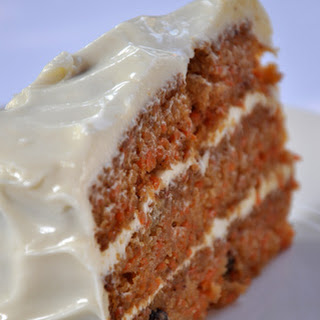 Triple-Layer Carrot Cake With Cream Cheese Frosting