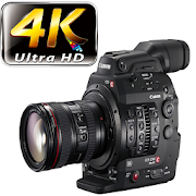 Camera canon 4K HD 2018