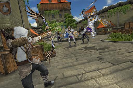 Superhero Ninja Archery Assassin Kungfu Arashi 1.6 screenshots 2