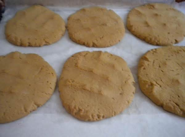 Grandma's Peanut Butter Big Cookies Recipe