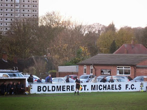 Photo: 25/11/06 v Studley (Midland Football Alliance) 2-1 - contributed by Leon Gladwell