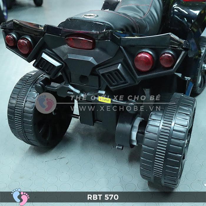 Xe moto điện trẻ em RBT-570 8
