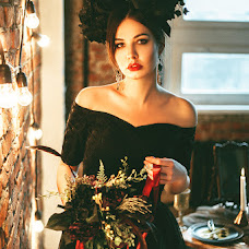 Wedding photographer Vikulya Yurchikova (vikkiyurchikova). Photo of 13.02.2017