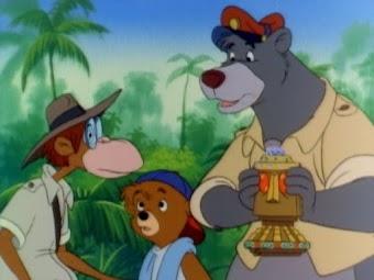A Baloo Switcheroo