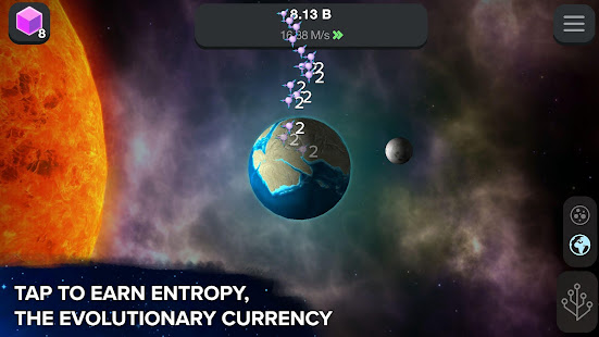 Cell to Singularity - Evolution Never Ends 6.12 APK + Mod (Unlimited money) for Android