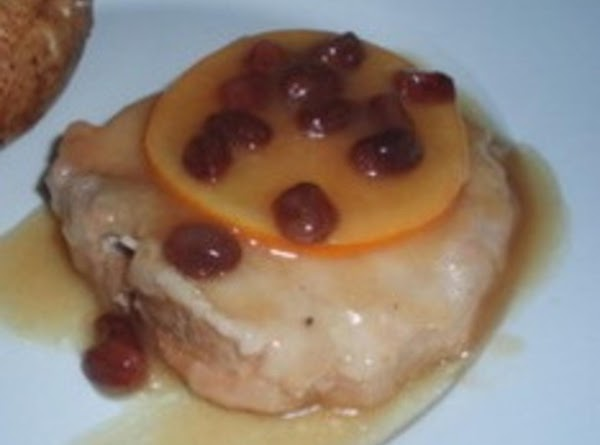 Bourbon Braised Pork Chops Recipe