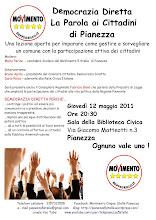 Photo: La Parola ai Cittadini - Pianezza (TO) - 12 maggio 2011