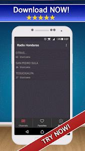 📻 Honduras Radio FM & AM Live screenshot 4