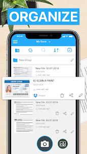 Scanner App To PDF – TapScanner 4