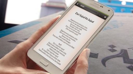 Lirik Lagu Religi Gigi Mp3 Alkalmazások (apk) ingyenesen letölthető részére Android/PC/Windows screenshot