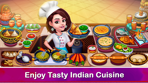 Cooking Express 2 : Crazy Restaurant Cooking Games 1.3.1 screenshots 1