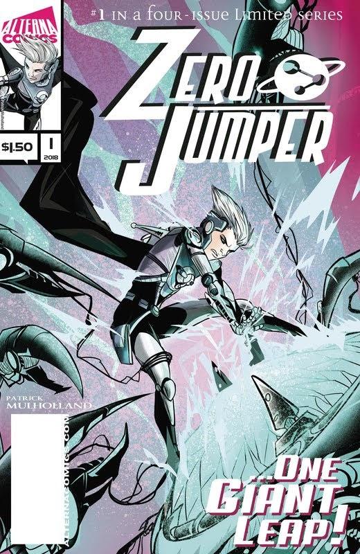 Zero Jumper (2018) - complete