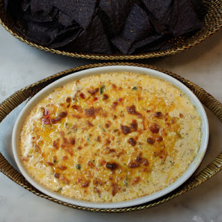 Spicy Lobster Corn Dip