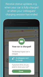Group Charge App