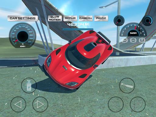 Super Sport Car Simulator  screenshots 20