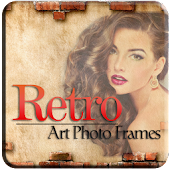Retro Art Photo Frames