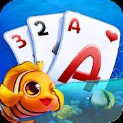 Solitaire TriPeaks - Fish Rescue