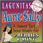 Lagunitas Aunt Sally W/Berries & Mint