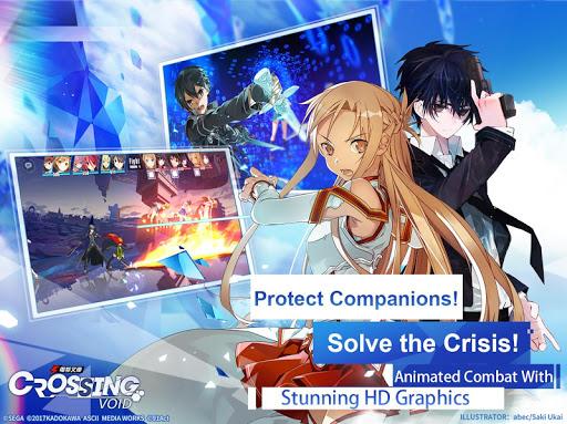 Dengeki Bunko: Crossing Void 3.0.1 screenshots 17
