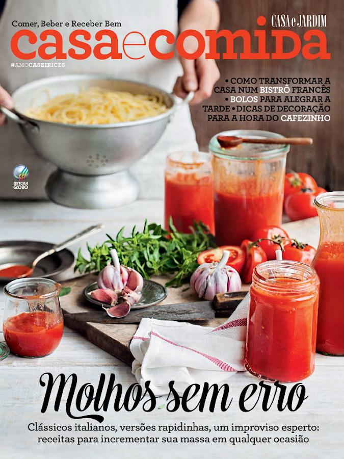 Revista Casa e Comida- screenshot
