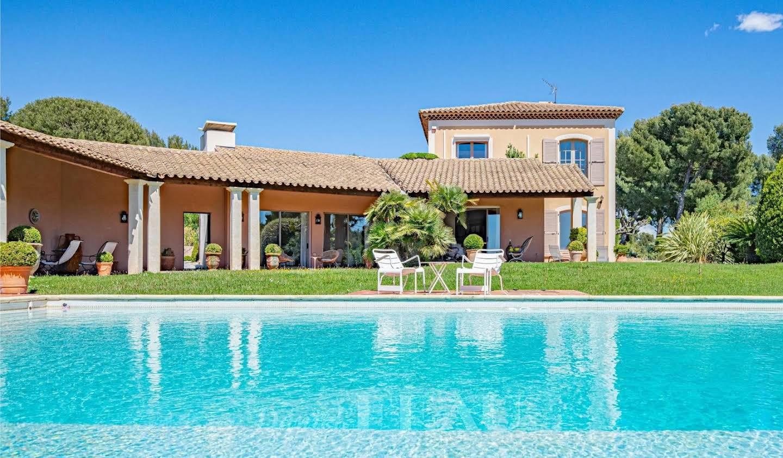 Villa avec terrasse Saint-Cyr-sur-Mer