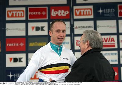 """Ex-veldrijder Peter Van Santvliet beleeft nu zijn droom in... recyclagepark: """"Niet iedereen zoals Nys of Van Aert"""""""