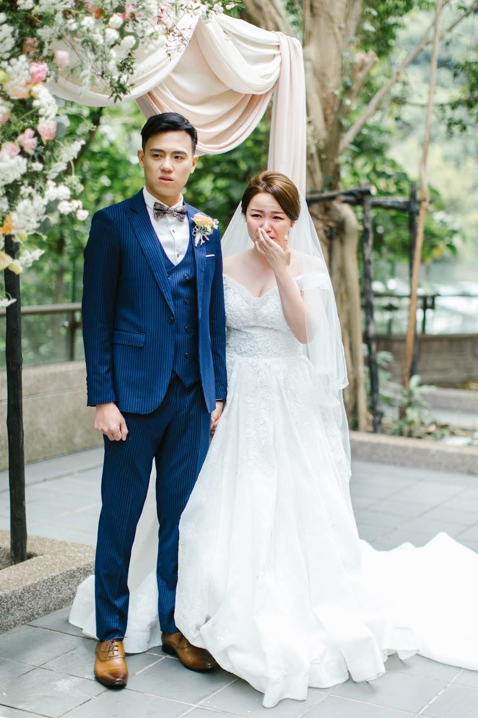 故宮晶華婚禮-美式婚禮紀錄