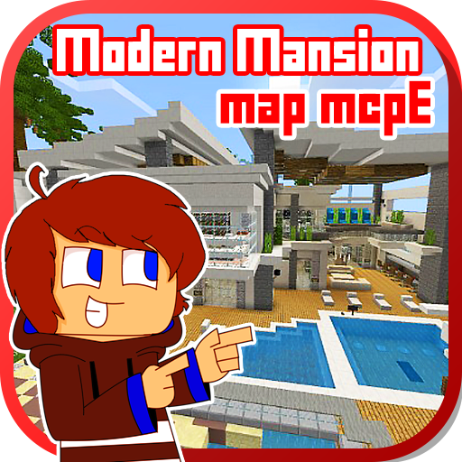 Modern Mansion Map For Mcpe Applications Sur Google Play
