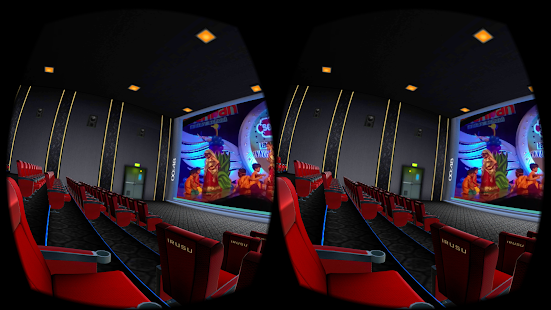 VR Cinema Player - Irusu- screenshot thumbnail