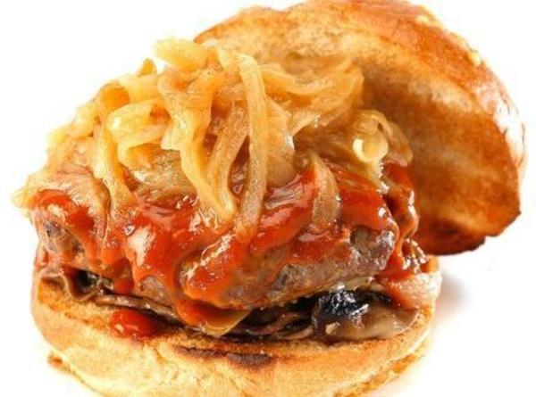 Homestyle Steakhouse Burger Recipe