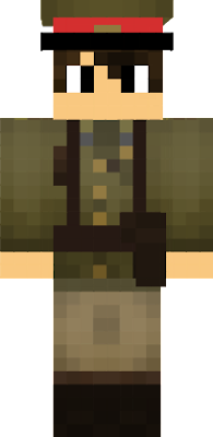 WW1 Russian Officer
