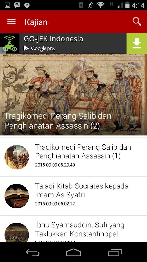 Hidayatullah.com (Official)- screenshot