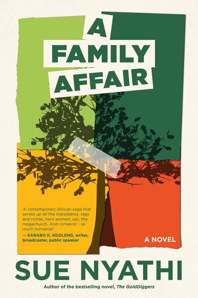 Although there is some humour, 'A Family Affair' is actually a very dark tale.