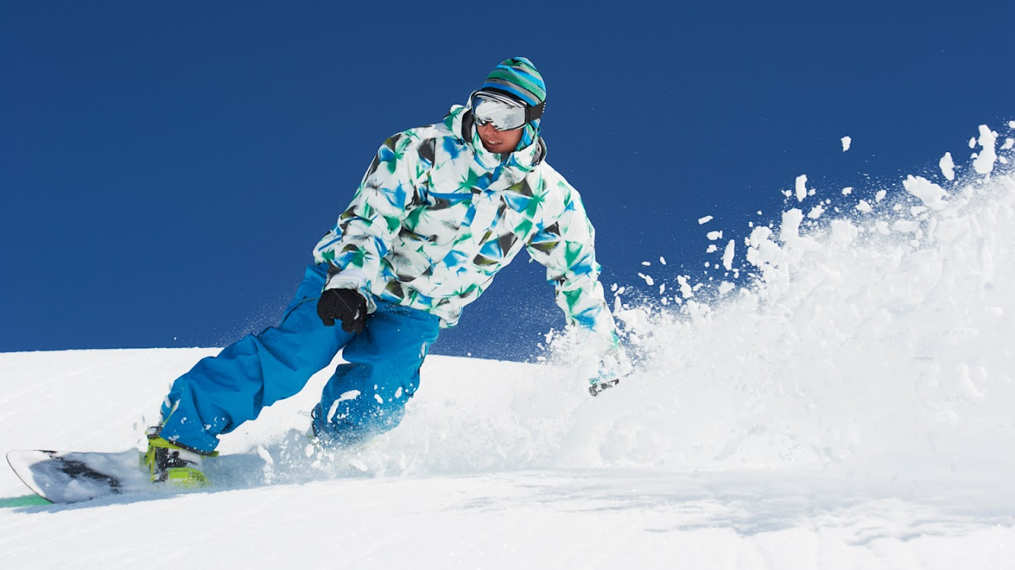 Watch Olympic Snowboarding live