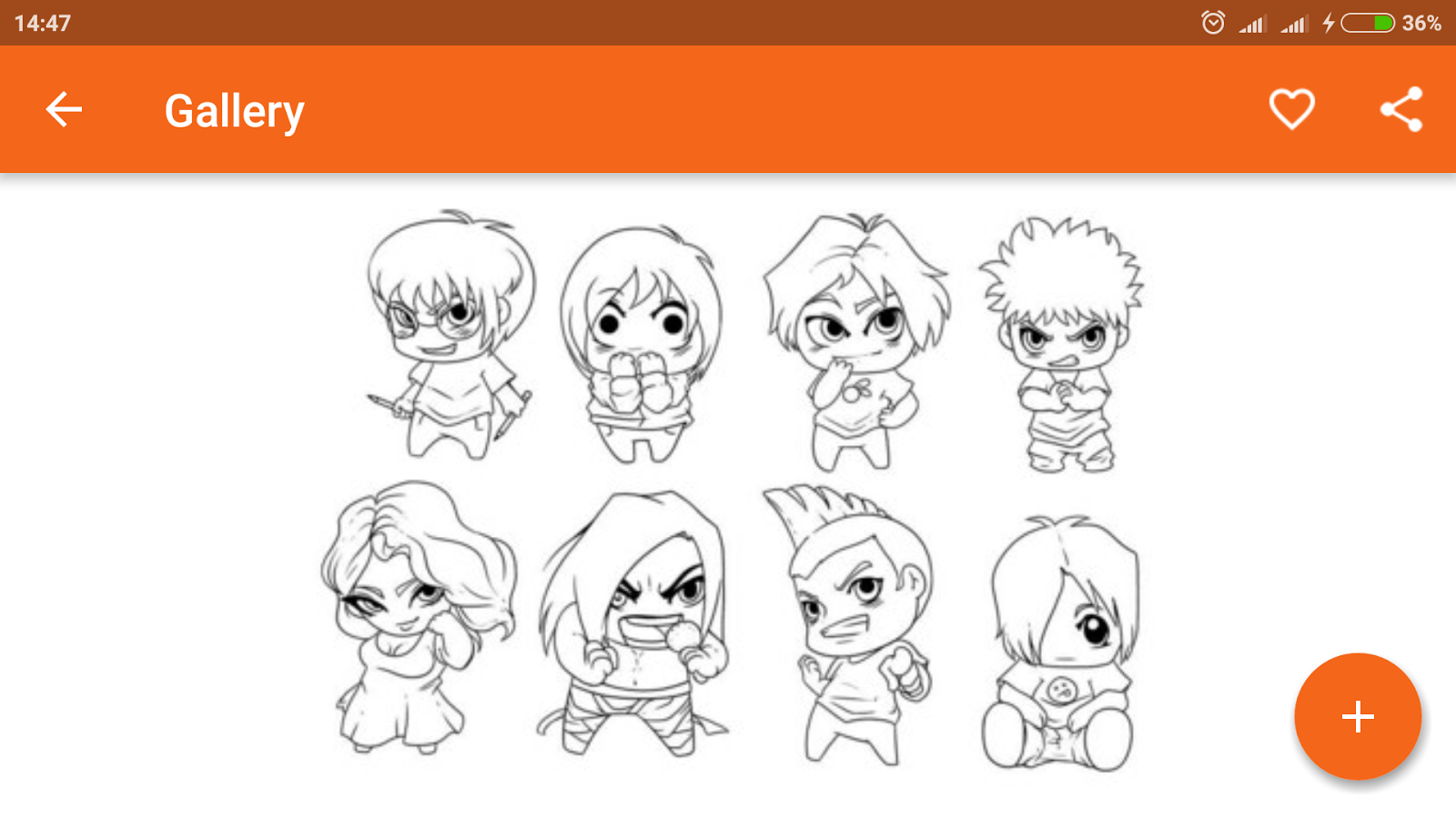 Line Art Apk : Easy drawing popular anime android apps on google play