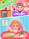 screenshot of Baby Care And Dress Up: Babysitter Games