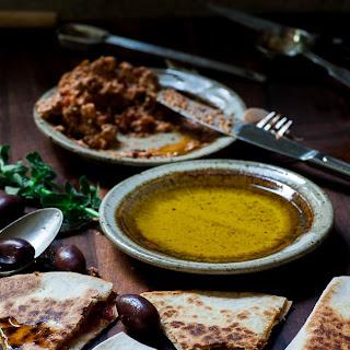 Feta Greek Style Quesadillas Recipe