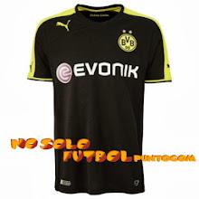 Photo: Borussia Dortmund 2ª * Camiseta Manga Corta * Camiseta Niño con pantalón