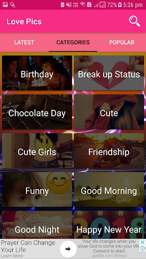 Latest Love Images 1.8 screenshots 4
