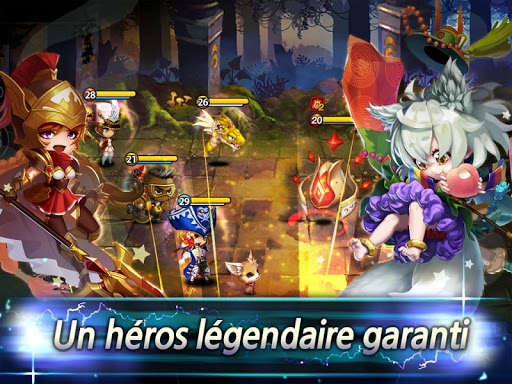 Wonder Tactics  captures d'écran 1